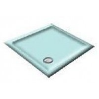 1000 Blue Grass Pentagon Shower Trays
