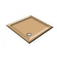 1000x800 Harlequin Sandalwood Offset Quadrant Shower Trays