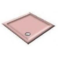900x800 Heather Offset Quadrant Shower Trays