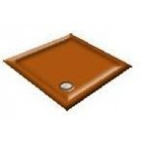 900x800 Autumn Tan Offset Quadrant Shower Trays