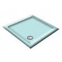 900x760 Blue Grass Offset Quadrant Shower Trays