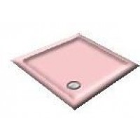 900x760 Chiffon Offset Quadrant Shower Trays