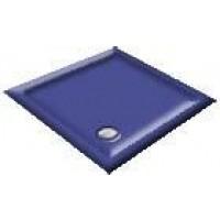 1400 Midnight Blue Offset Pentagon Shower Trays