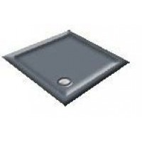 1000X800 Pewter Offset Quadrant Shower Trays
