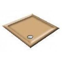 1200X900 Sandalwood Offset Quadrant Shower Trays