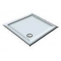 1200X900 Whisper Blue Offset Quadrant Shower Trays