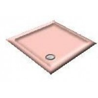 900X760 Wild Rose Offset Quadrant Shower Trays