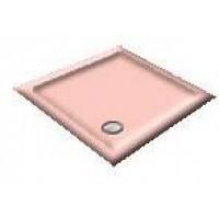 900X800 Wild Rose Offset Quadrant Shower Trays